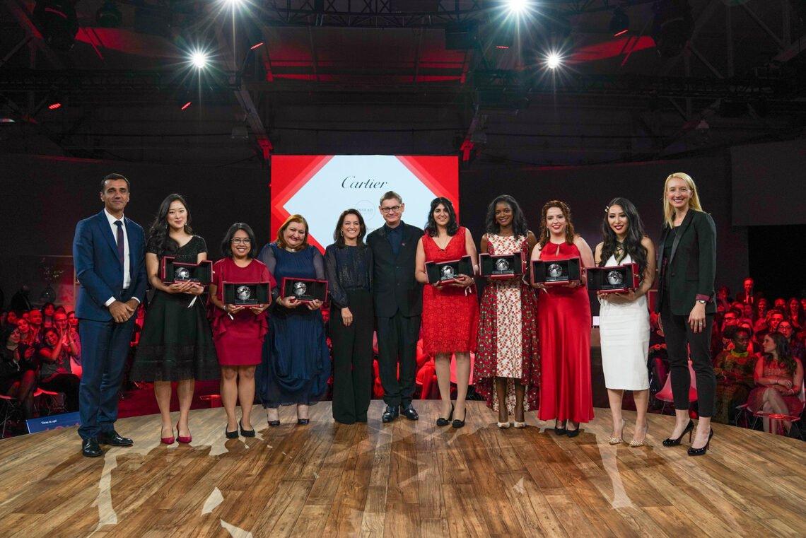 Cartier Women's initiative - social impact