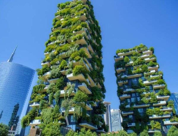 Bosco verticale. Biomimicry inspired building