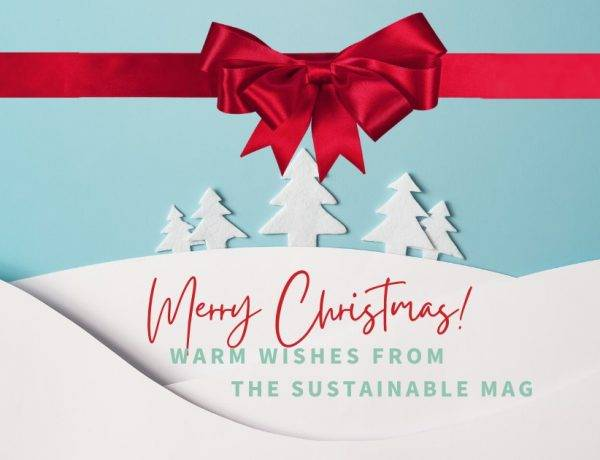 Merry sustainable Christmas