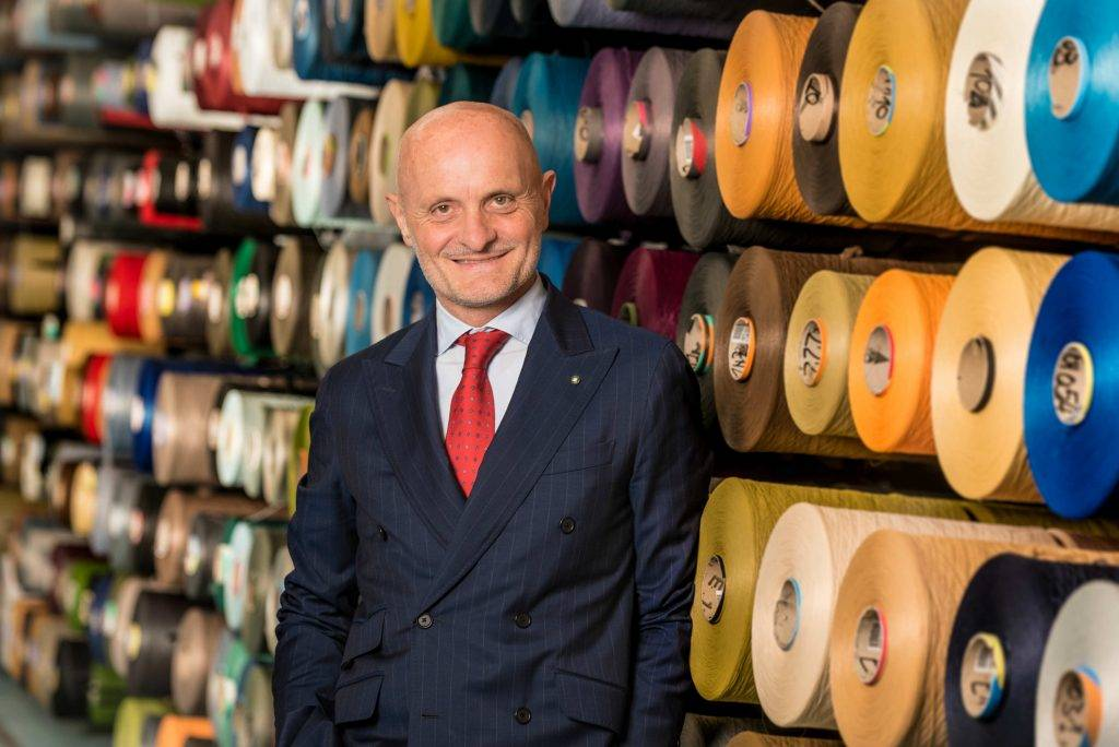 Giulio Bonazzi, Econyl regenerated nylon