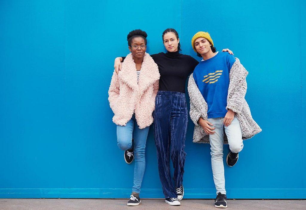 gen z, sustainable fashion
